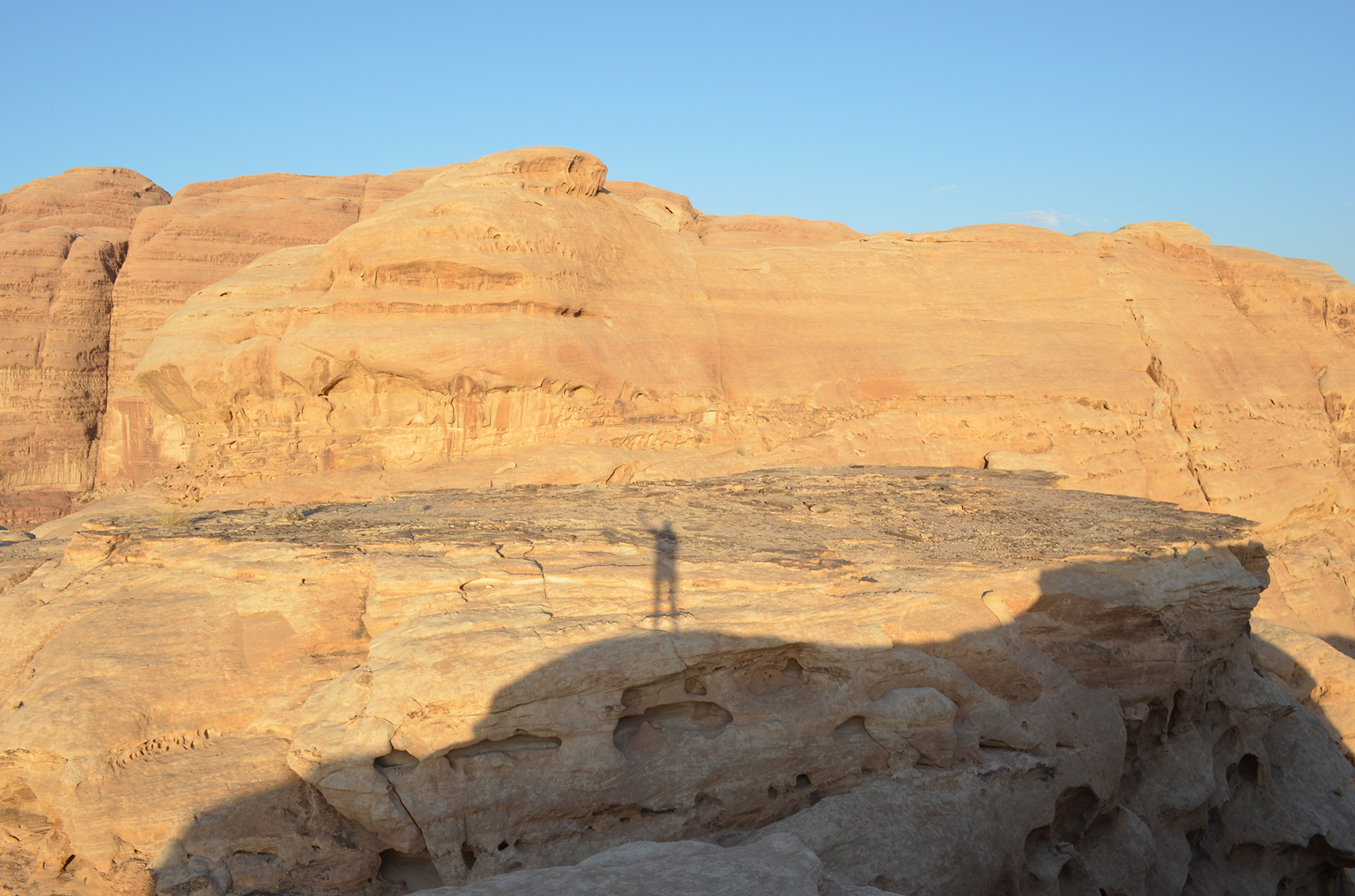 Eco-tourism in Wadi Rum