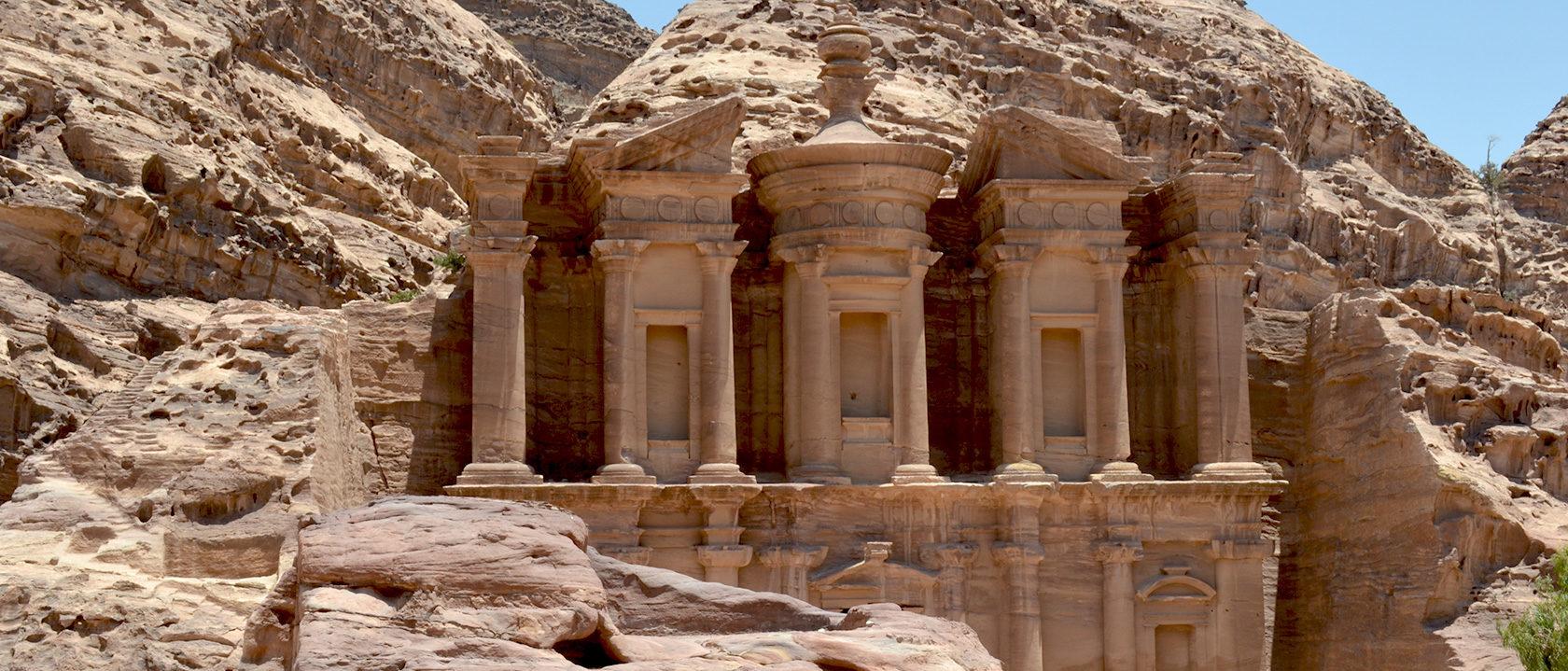 Découvrir la Jordanie - Pétra